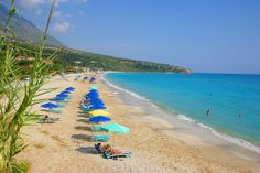 Lourdas beach, Kefalonia island - Ionian islands, Greece