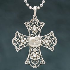 Hello Kitty Cross!:) Its so Pretty!:)