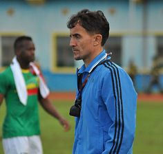 Uganda coach confident of Afcon qualification after defeating Ghana