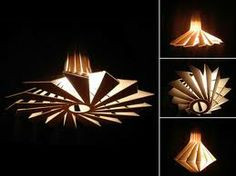 ceiling lamps wooden