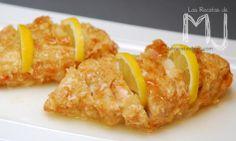 Pollo al limón estilo chino / Lemon chicken Chinese style