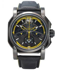 ヴィスコンティ 2スクエアード クロノグラフ ロードスター W105-03-145-0616 腕時計 メンズ VISCONTI 2Squa - IDEAL