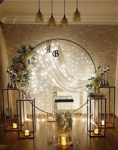 Backdrop Decorations, Backdrops, Fake Photo, Event Decor, Birthday Party Themes, Event Design, Ideas Para, Chandelier, Ceiling Lights