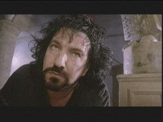 Alan Rickman as Sheriff of Nottingham - he was SO FUNNY....