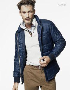 El Palacio de Hierro: Ben Hill Models Winter Styles