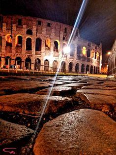 Foto di Giovanna Vacca.Colosseo.