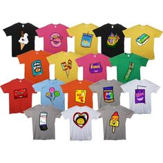 90's KID T SHIRT SET nineties norties retro fashion instagram hipster clothing tumblr top tee