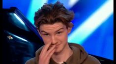 Harry Gardner, First Audition, Britain's Got Talent, 6th May 2017, UK