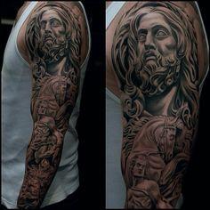 Jun Cha Tattoo 2014