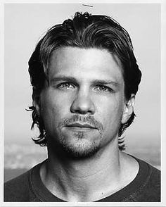 Marc Blucas played Riley on Buffy the Vampire Slayer and is now on Necessary Roughness