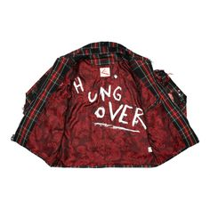 HUNGOVER JACKET