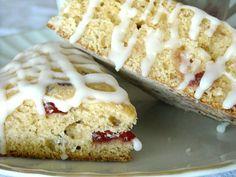 King Arthur Flour and Cranberry Scone Recipe #recipe