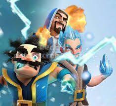 Resultado de imagen para clash royale mago de hielo cuerpo completo
