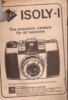 Vintage Photography Ads
