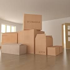 PACKING & MOVING BOX