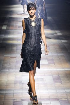Fabulous dress from #Lanvin #ParisFashionWeek #SpringSummer2014