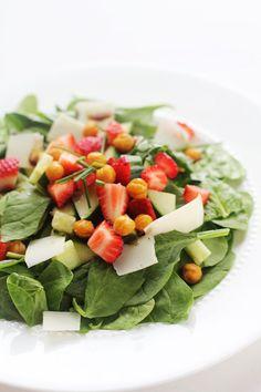 Favorite Spinach Salad