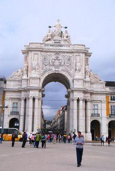 L'Arc de Triomphe. http://wp.me/p3Y6sE-kE