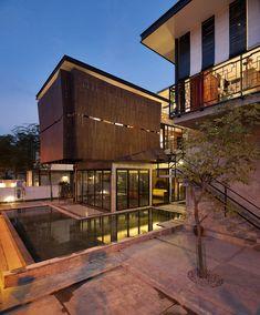House at Glenhill Saujana,© Rupajiwa Studio