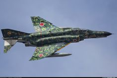 McDonnell Douglas (Mitsubishi) F-4EJ Kai Phantom II - Japan Air Self-Defense Force (JASDF) | Aviation Photo #4698583 | Airliners.net