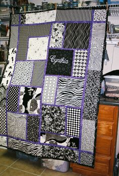 Big Block Quilt Pattern