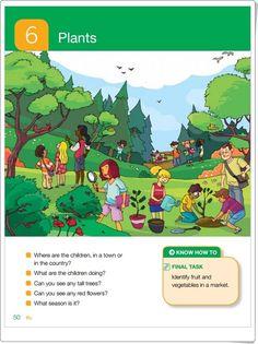 "Unidad 6 de Natural Science de 1º de Primaria: ""Plants"" What Season Is It, Where Are The Children, Writing Skills, Science And Nature, Esl, Natural, Plants, Teaching Resources, Unity"