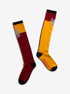 Gryffindor Knee-High Socks