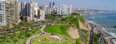 Lima - de hoofdstad van het prachtige land Peru