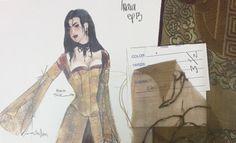 FIREFLY's Costume Designer Shawna Trpcic – #OriginStory