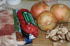 Coloque carne moída dentro de uma cebola e surpreenda-se com o resultado