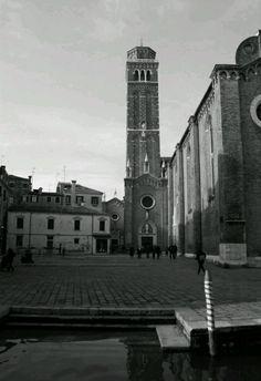 Vista de Venecia Italia.
