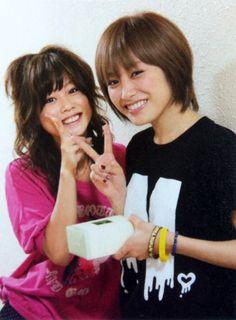 Niigaki Risa, Takahashi Ai #MorningMusume