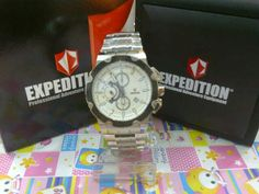 MOKOSHOP: EXPEDITION MEN 6352 M SILVER WHITE
