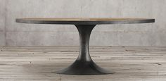 """Aero Oval Table 
