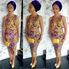 Unique ankara styles Hello beautiful ladies, Its really great to enter a brand new week and few week to the ileya day like the Yoruba's will say, hope yo Unique Ankara Styles, Latest Aso Ebi Styles, Ankara Gown Styles, Ankara Gowns, African Attire, African Wear, African Women, African Dress, African Style