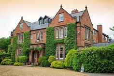 Nunsmere Hall Hotel, Cheshire
