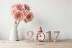 new year background photo 2017