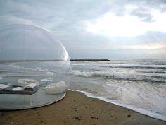 Les tentes bulles transparentes pour passer la nuit à la belle étoile - http://www.2tout2rien.fr/les-tentes-bulles-transparentes-pour-passer-la-nuit-a-la-belle-etoile/