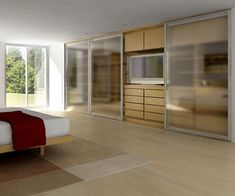 Interiores de Placard