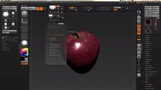 Eric Keller, digital sculpting teacher at Gnomon School of Visual Effects presents a 3 parts video tutorial to learn everything about Zbrush materials.