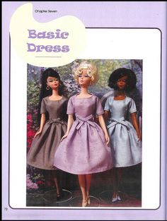 Basic Barbie Dress - Page 1