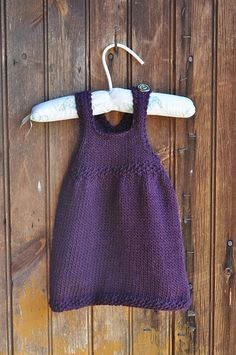 Ravelry: Her First Dress pattern by Arrow Acres Knits - *pattern $3