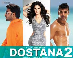 Shooting for Dostana 2 begins in November | News | Bollywood | Fundoofun.com