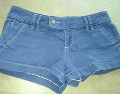Womens American Eagle Cute Short Shorts Size 0