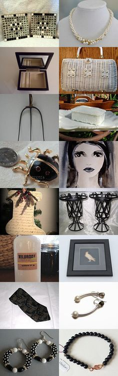 With a little help from my friends! by Donna Johnson on Etsy--Pinned with TreasuryPin.com #vintage