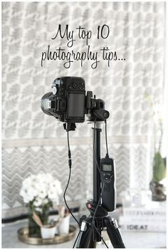 My top 10 photography tips...