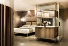 LMHK by Joyce Wang Studio | Hotel interiors