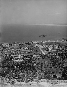 Old Pictures, Old Photos, Haifa Israel, Israel Palestine, City Photo, The Past, History, Awesome, Places