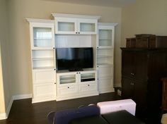 built in tv cabinet ikea - Google Search