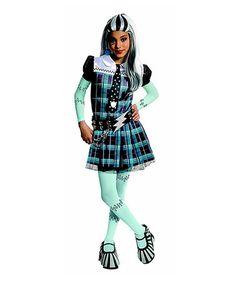 Beautiful Rubieu0027s Deluxe Frankie Stein Dress Up Set   Kids. Little Girl  CostumesHalloween ...
